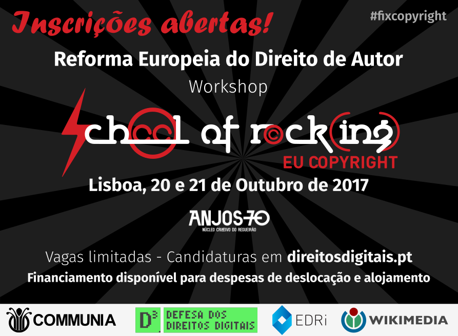 School of Rock(in) EU Copyright